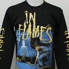 IN FLAMES A Sense of Purpose Long Sleeve T-Shirt New Size S M L XL 2XL 3XL