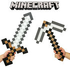 MINECRAFT FOAM IRON SWORD OR PICKAXE CHOOSE BRAND NEW GREAT GIFT MOJANG
