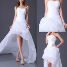 Glam Graduation Wedding Bridesmaid Prom Dresses Ballgown Party Evening Dress New