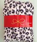 BHS LADIES PINK ANIMAL PRINT DESIGN SUPER SOFT ROBE DRESSING GOWN UK 8 10 12 14