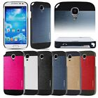 Alloy Metal Aluminum+ Hard Plastic Case Cover for Samsung Galaxy S4 IV I9500