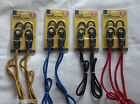 2 Bungee Cords 1 meter camping cords roof rack straps hooks stretchy elesticated
