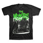 Munsters T-Shirt Family Coach Tee Universal Officially Licensed S-2XL image