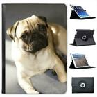 Pug Dog Folio Wallet Leather Case For iPad Air & Air 2
