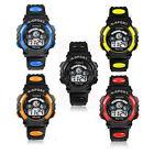"Waterproof Mens Boy""s Digital Led Quartz Alarm Date Sports Wrist Watch Cheap"
