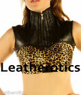 Shoulder Corset neck collar head harness steel boned