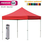 Eurmax Canopy Premium 3x3m Pop Up Gazebo Instant Folding Marquee Shelter
