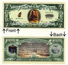 Praise The Lord 7 Dollars Novelty Bill Notes 1 5 25 50 100 500 or 1000