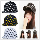 KPOP New Unisex Korean Style Snapback Adjustable Hat Print Elephant Baseball Cap