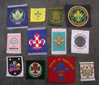 World Scouting - National / Association Membership Scout Badge Patch -Choice # A