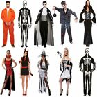 ADULT MENS WOMENS SEXY SCARY HALLOWEEN FANCY DRESS COSTUME LADIES PARTY OUTFIT
