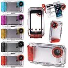 Waterproof Underwater Photo Diving 40m Housing Camera Case for iPhone 5 5G 5S 5C