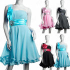 Elegant Homecoming Prom Ball Gown Cocktail Short Party Evening Bridesmaid Dress
