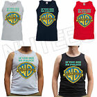 If You See Da Police Warn A Brother Hip Hop Mens Tank Top Vest S-XXL Sizes