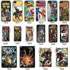 DC Marvel Comic book cover case for Apple iPhone iPod & iPad - T6