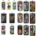 DC Marvel Comic book cover case for Samsung Galaxy S2 S3 S4 S5 Mini - T6