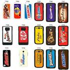 Chocolate Wrappers cover case for Samsung Galaxy S2 S3 S4 S5 Mini - T2