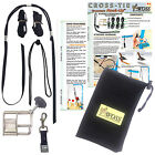 """WOSS Groomers Hook-Up 1 2"""" Cross Tie System,  Made in the USA - Vets helper"""