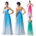 NEW CHARM Womens Long Formal Dress Party Bridesmaid Evening Dresses Prom Gowns