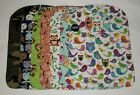 Handmade Baby Bibs XL Many Cute Prints