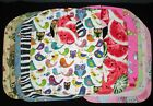 Handmade Cotton Baby Bibs L-Many Cute Prints