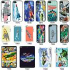 Retro Vintage Thunderbirds cartoon cover case for Apple iPhone iPod & iPad - T11