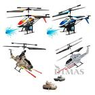 3.5CH Channel Military Army Remote Radio Control RC Helicopter Gyro RTF Toy