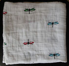 NEW Aden and Anais 100% Muslin Cotton SWADDLE Cloth Baby Blanket - Best Quality