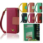 New Flip Wallet Leather Case Cover Stand For Apple iPhone 5 5S on Rummage