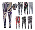 New Women's Ladies Tailored With Side Two Pockets Trousers Pajamas Size 8-14