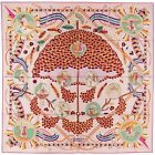 NEW Authentic Hermes Silk Scarf OMBRELLE MAGIQUE Pierre Marie Pink