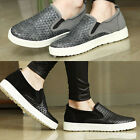 2ssd08172 plaid synthetic leather slip-on sneakers Made in korea