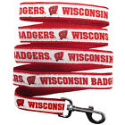 Wisconsin Badgers NCAA Licensed Pet Dog Leash