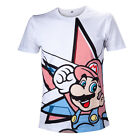 Nintendo New Super Mario Star T-Shirt - Bros. Wii U 3DS XL 3D World Yoshi