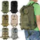Mens 3P Tactical Military Outdoor Tactical Camping Hiking Backpack Rucksacks Bag