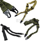 Outdoor Hunting Adjustable Nylon Two-Point Gun Rifle Pistol Sling