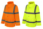 UCI VIZWELL Hi Vis Viz Standard HIVIS Coat Jacket - Various Colours & Sizes