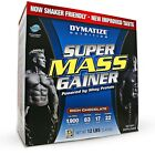 DYMATIZE SUPER MASS GAINER 5.46kg WEIGHT GAIN POWDER