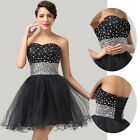 HOT Sexy Short Cocktail Dress Party Dress Evening Formal Bridesmaid Prom Dresses