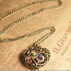 wholesale 4-40pcs nice top Retro fashion heart Carving bead Necklaces jewelry