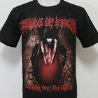CRADLE OF FILTH Cruelty And The Beast T-Shirt 100% Cotton Size S M L XL 2XL 3XL