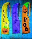 Halloween Outdoor Fabric Flag Banner Decoration Waterproof Bunting Flag