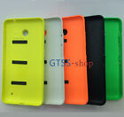 Rear Door Battery Back Cover Case For Nokia Lumia 630 + Side Buttons Replacement