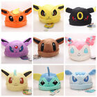 Eevee Umbreon Sylveon Snorlax New Pokemon Soft Plush Beanie Costume Hat Cap Gift