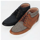 ssd01274 wool blend chukka sneakers Made in Korrea