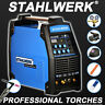More images of Full equipment set: WELDER STAHLWERK TIG 200 PULSE S -DC INVERTER with ARC STICK