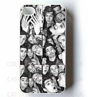 1D ONE DIRECTION IPHONE 4/4S/5/5C/6/6 plus PRINTED HARD CASE COVER/HARRY/NIALL