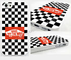 VANS IPHONE 4/4S/5/5s/5c6/6 PLUS/ PRINTED GLOSSY HARD CASE COVER  Stickerbomb.
