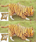 1 Pc Multi Sizes Dog Pet Hooded Tiger Jumpsuit Outfit Coat Halloween Costume