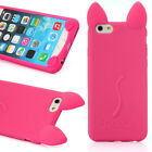 Lovely Case Cover Silica Gel Cat Ears New Style Fit Apple Iphone6 4.7''